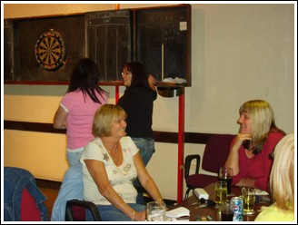 Radsford Social - Ladies Darts Team 1