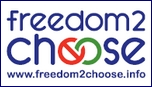 freedom2choose - The fight against erosions of freedom...