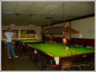 Radford Social - Snooker Hall